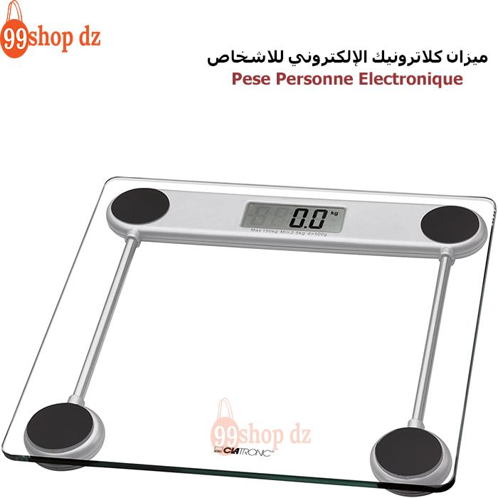 Pese Personne Electronique ميزان كلاترونيك الإلكتروني للاشخاص