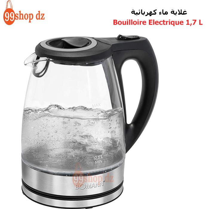 Bouilloire Electrique 1.7L غلاية ماء كهربائية
