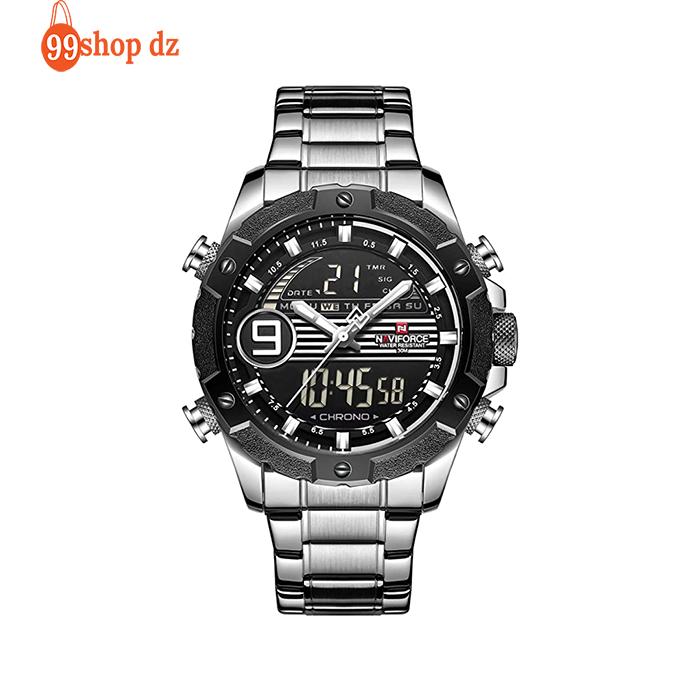 Montre Homme - 9146s SEB- Bracelet Acier inoxydable