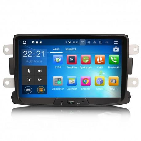 الشاشة الذكية لسيارة  logan - duster - sandero - stepway- dokker - logdy