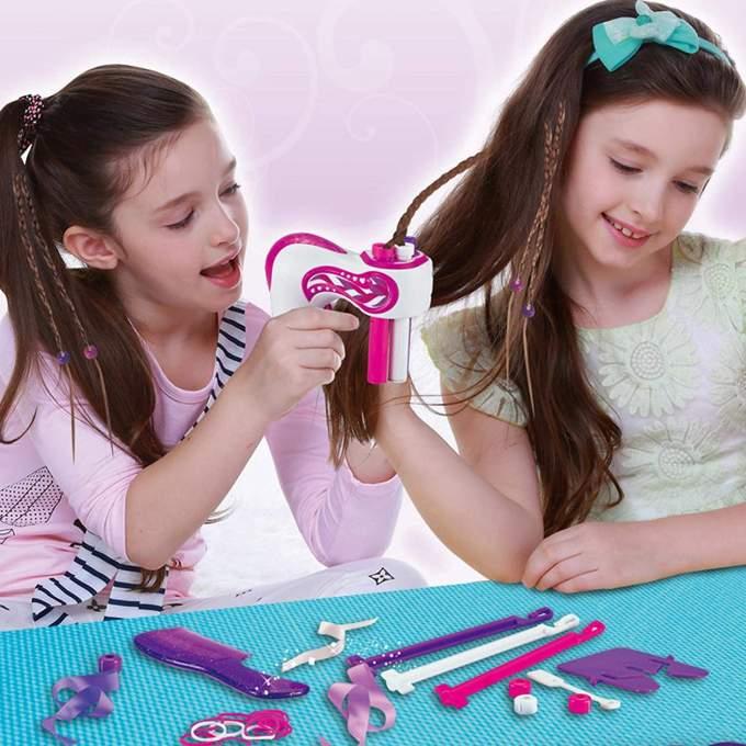 Tresseur de cheveux automatique pour filles