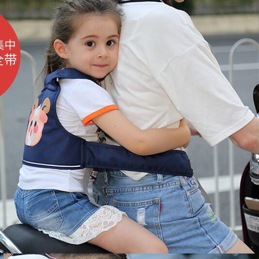 sécurité moto  enfant