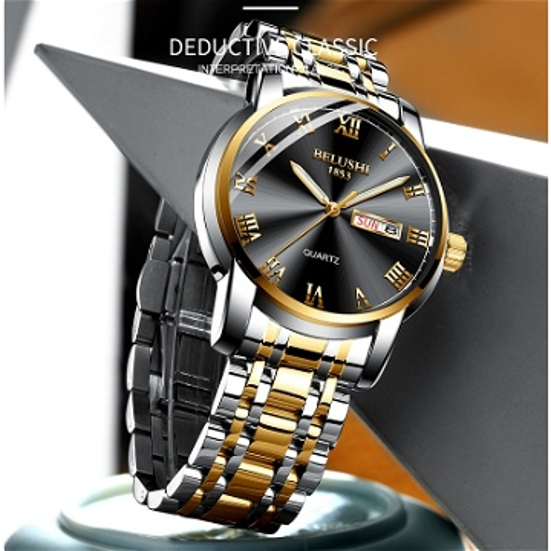 BELUSHI Steel watch