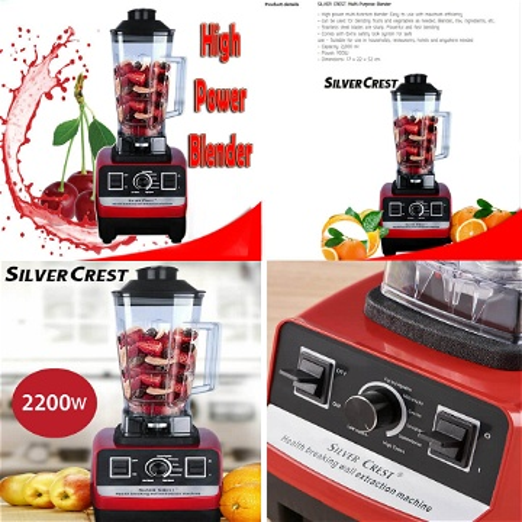 Blender SilverCrest  2200W