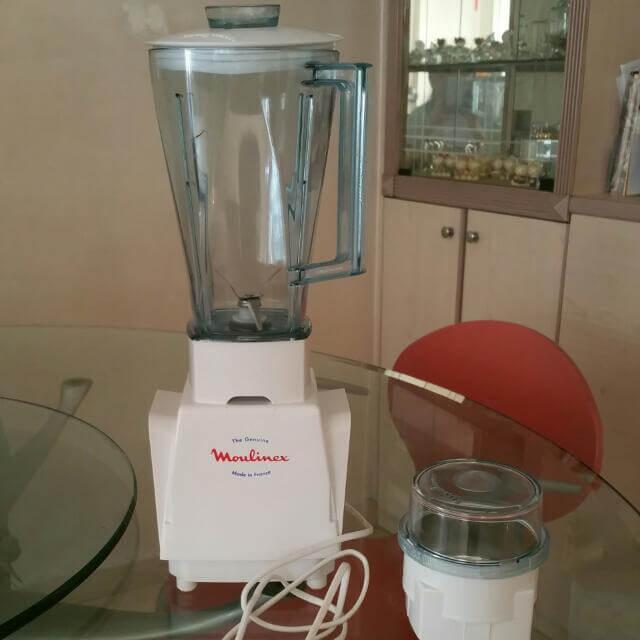 خلاط +  مطحنة القهوة + مطحنة التوابل - Moulinex Copie Originale