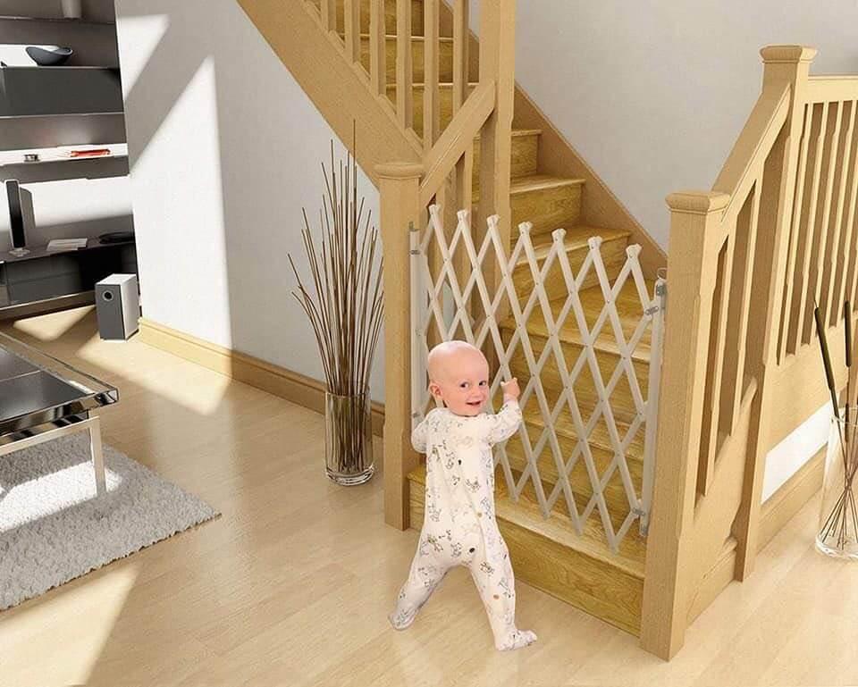حاجز حماية للأطفال متعدد الإستعمالات - barrière
