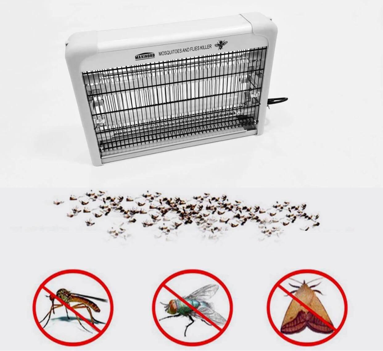 جهاز صعق الحشرات الكهربائي - 20 واط