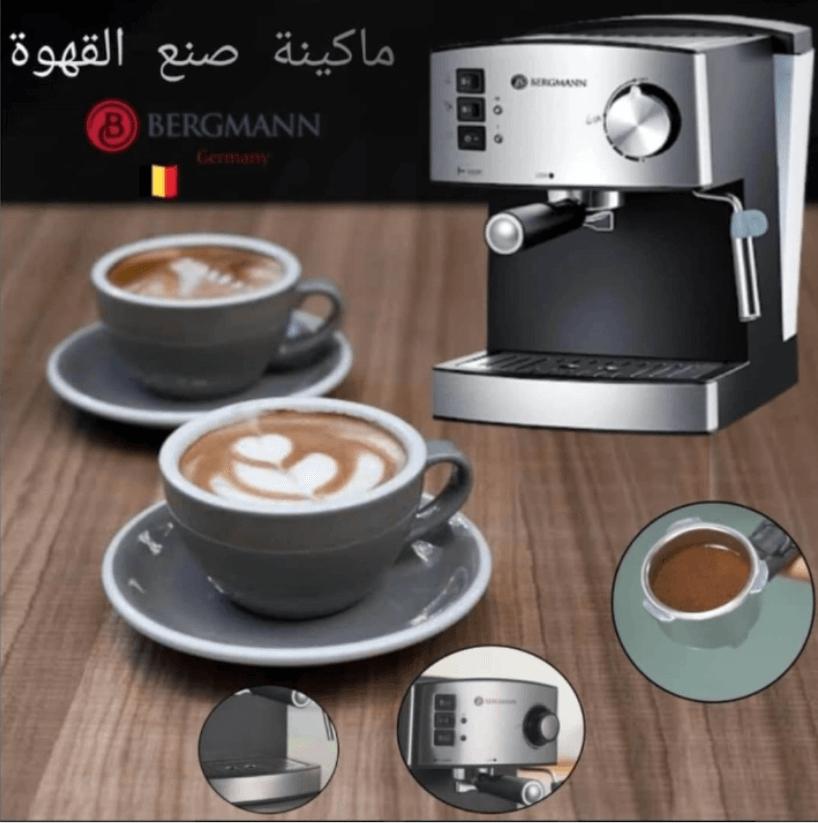 Machine a café BERGMANN 20 BAR
