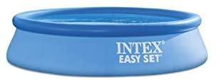 Piscine ronde Intex 2.44 * 61 cm