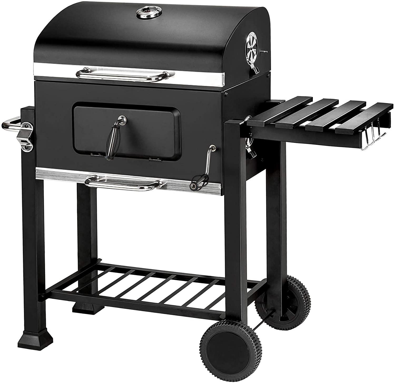 Barbecue à charbon avec thermomètre Arcodym