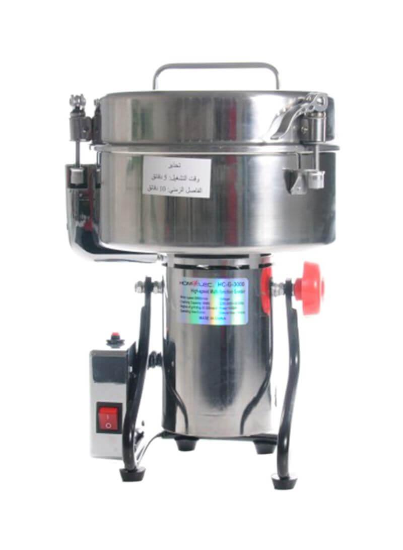 آلة طحن القهوة والأرز وجميع التوابل - متعددة الإستعمالات 3كغ