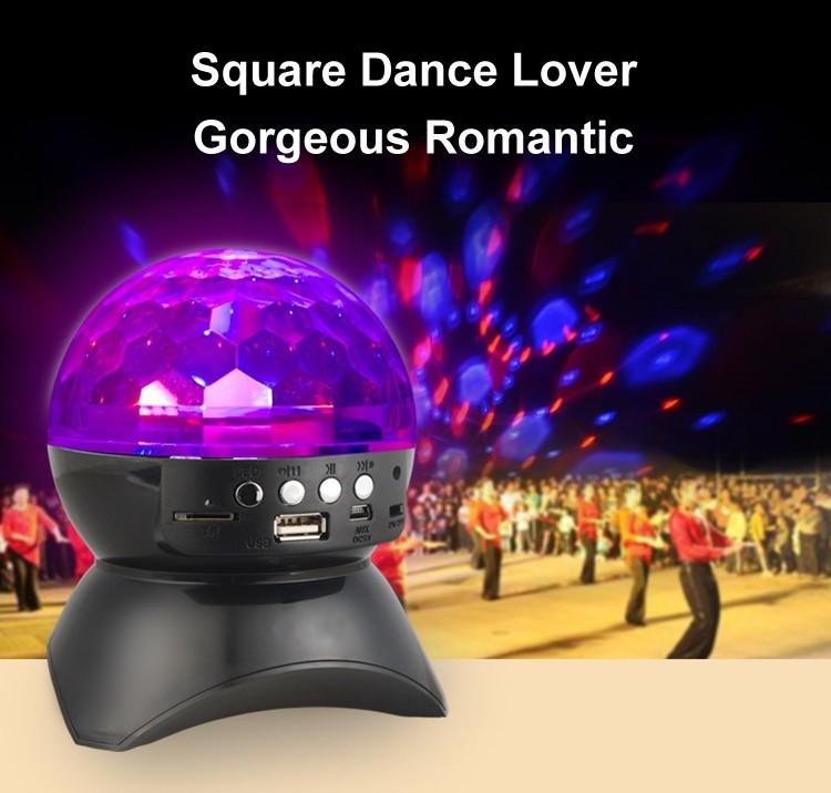 مصباح ومكبر الصوت رائع لاقامة مناسبات و الحفلات الخاصة