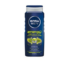 80803 Nivea men  gel douche  ENERGY (250ml)