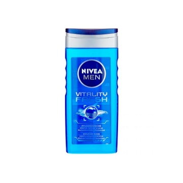 nivea men gel douche  FRESH(250ml)