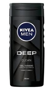 Nivea Men gel douche ACTIVE CLEAN  (250ml)