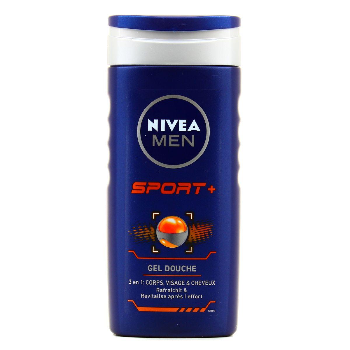 81078  Nivea Men gel douche SPORT ( 250ML )