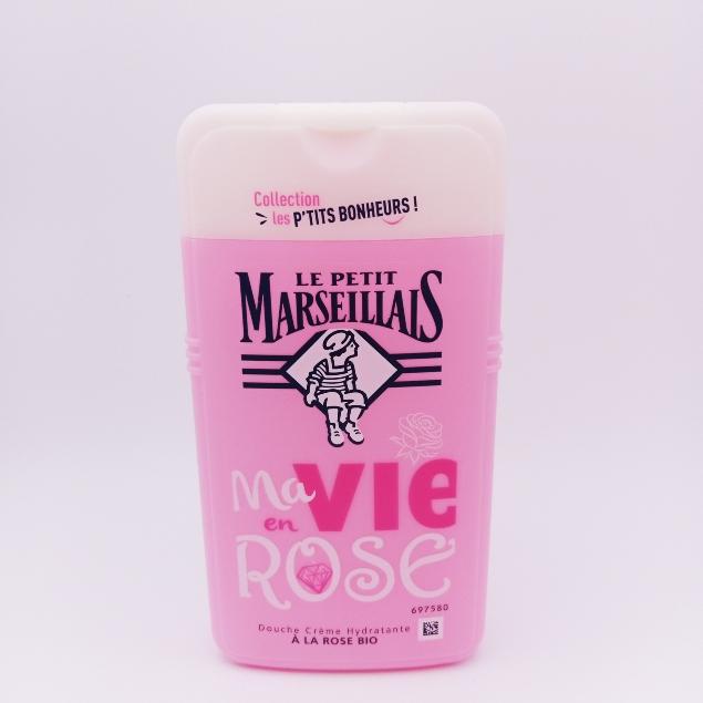 Douche crème P'tit Bonheur Rose 250 ml le petit marseillais