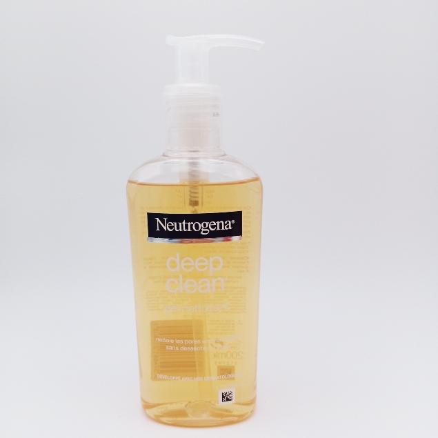 Gel nettoyant DEEP clean Neurogèna