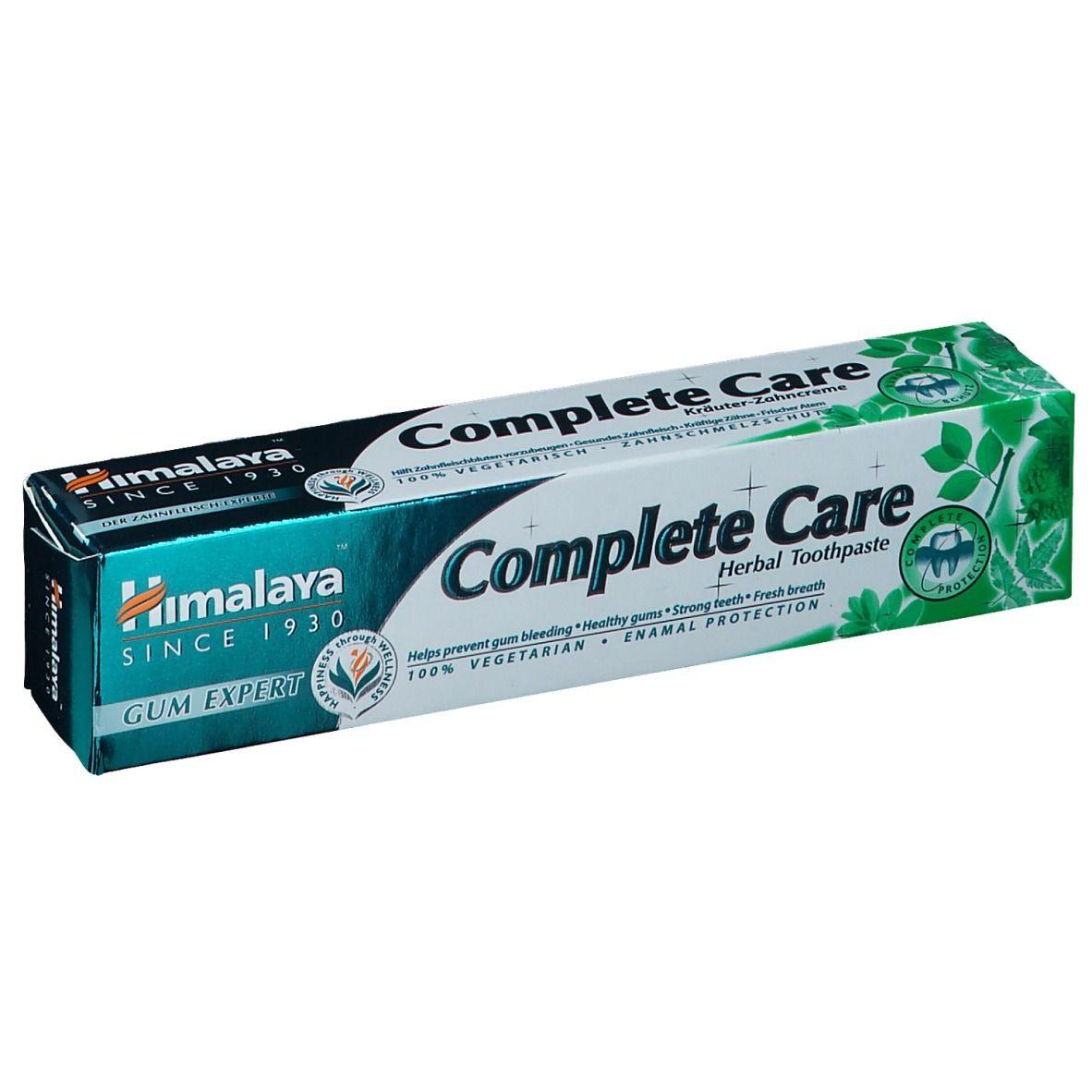 Himalaya Dentifrice Care blancheur 50 ml et 100 ml