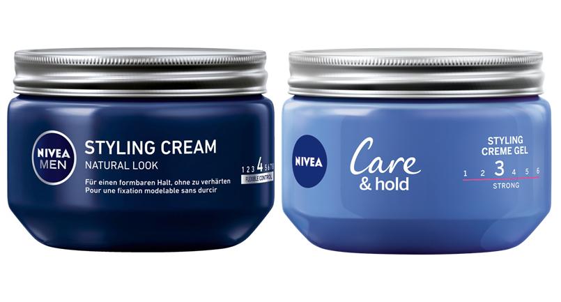 Nivea Men Styling Cream 150 ml  كريم لثتبيت الشعر ستيلينك