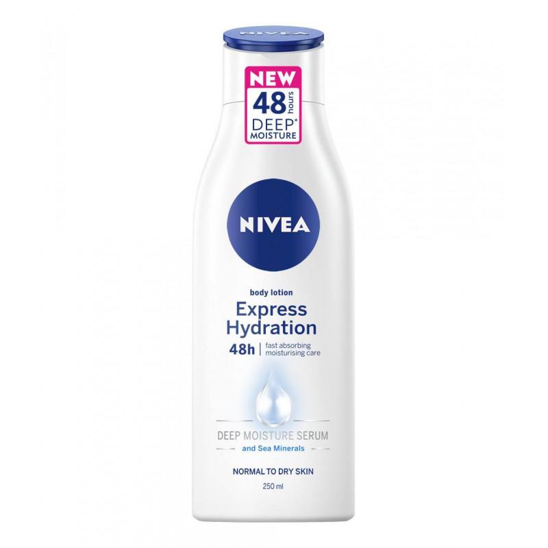 80301 Lait Fluide express hydratation 250 ml