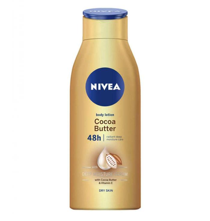 89155 Nivea Lait corps beurre de cacao 250ml
