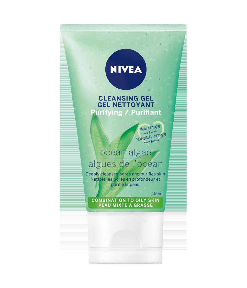 Nivea Gel Nettoyant Purifiant Peau Mixte 150 ml