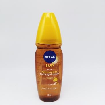 Nivea Sun - Huile en spray bronzage intense riche en Vitamine E (150ml)