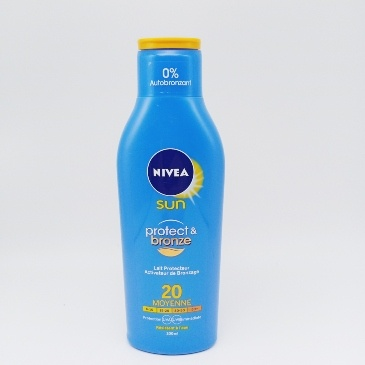 Nivea Sun Protect And Bronze UVA/UVB ( 200 ml)
