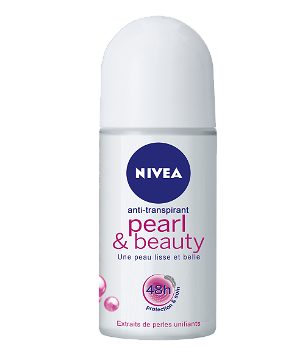 Nivea Déodorant Bille Pure Pearl & Beauty 50 ml
