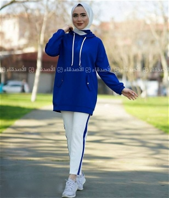 Survête jogging