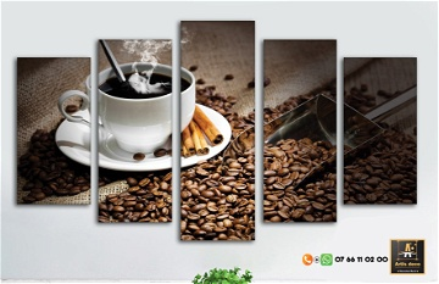 Tableau Décoratif Café