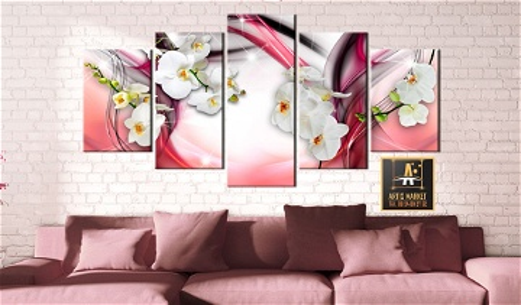 Tableau – Mélodie rose design