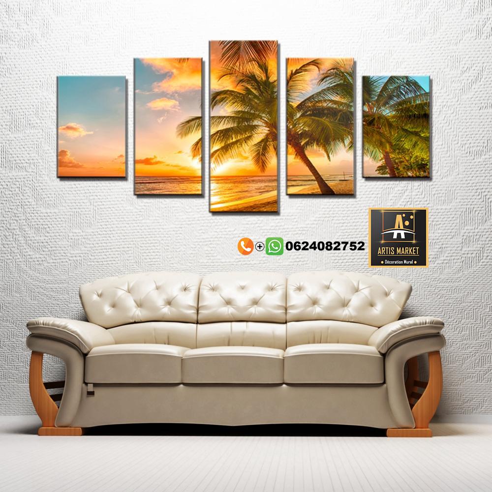 Tableau – Sunset Island –