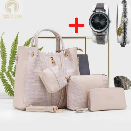 Pack Femme 2 + Montre et bracelet 🌺