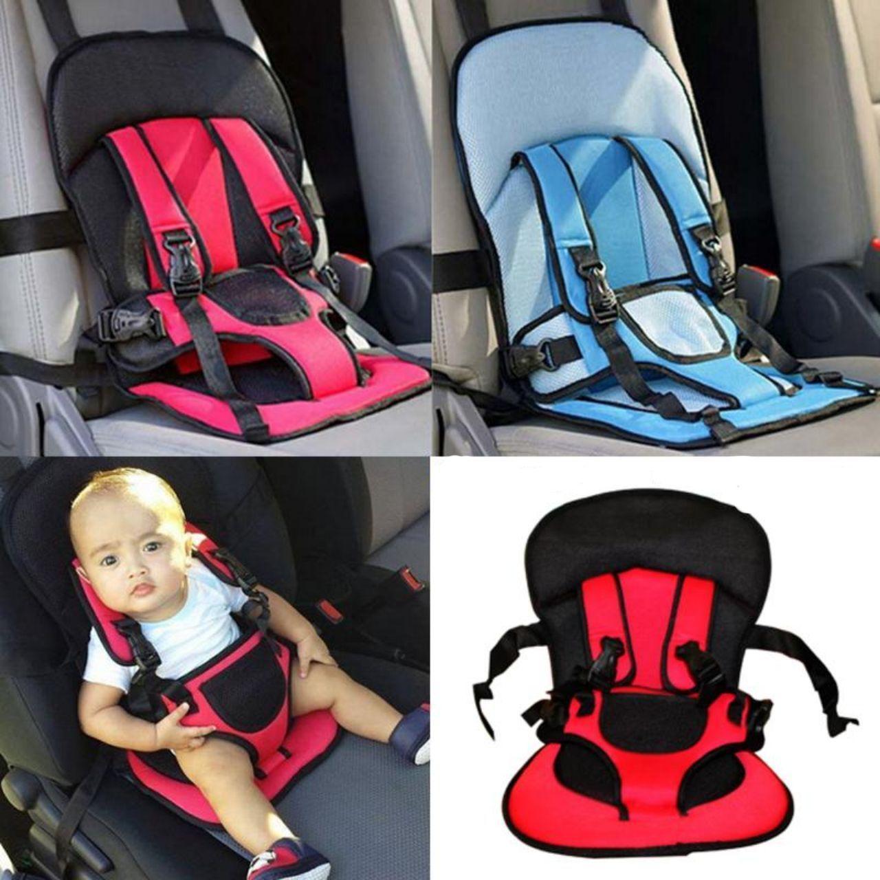 كرسي السيارة الآمن للاطفال