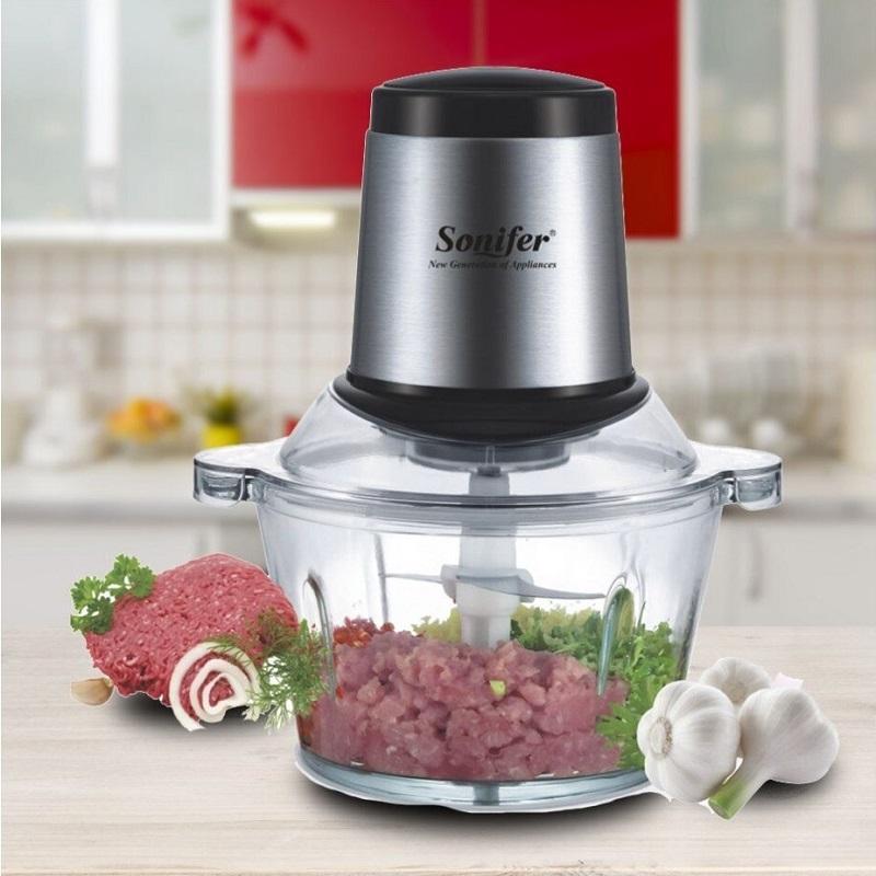 Hachoir électrique Sonifer pour viande et légumes