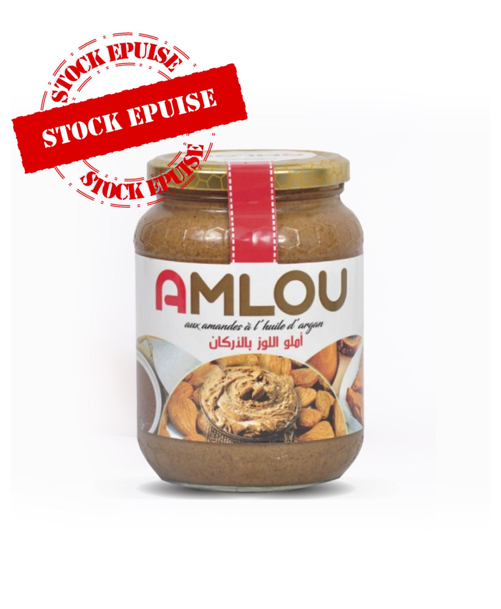Amlou Amandes 1KG