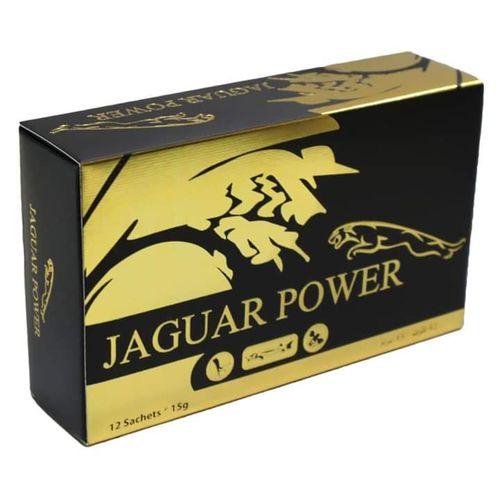 miel jaguar royal force sexuel aphrodisiaque 12 sachets عسل جاكوار الملكي مثير للشهوة الجنسية