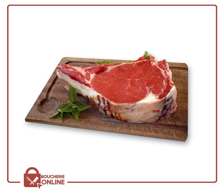 Côte de bœuf  (1 tranche = 300g~400g)