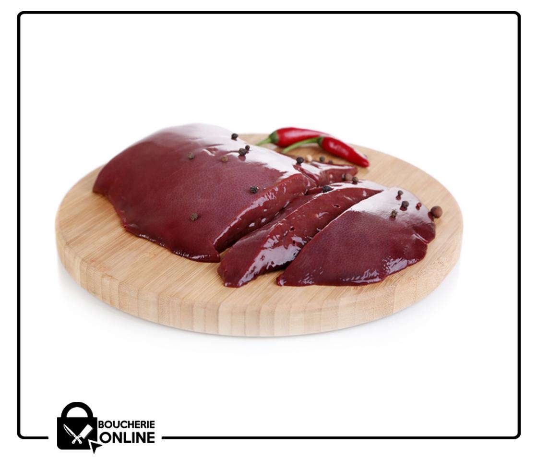 Foie d'agneau avec cœur