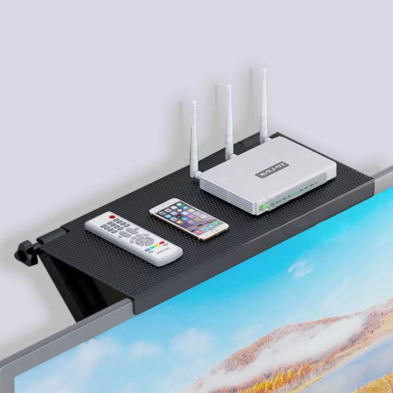 support étagères réglable écran TV. wifi