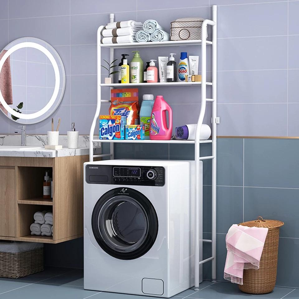 Étagère de rangement pour machine à laver
