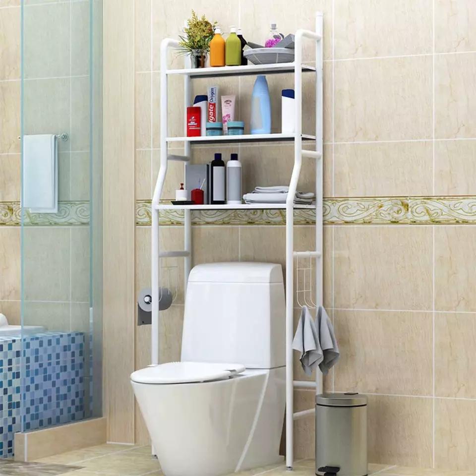 Étagère de rangement de lave-vaisselle |  salle de bain