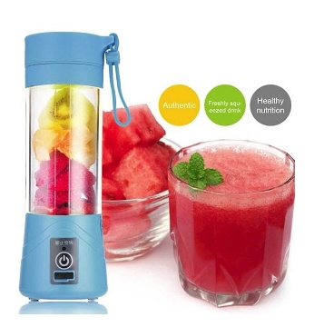 Mixeur Portable des Fruits Rechargeable