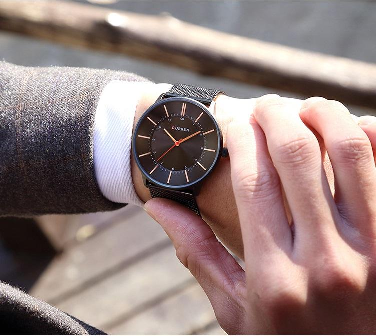 curren montre maroc