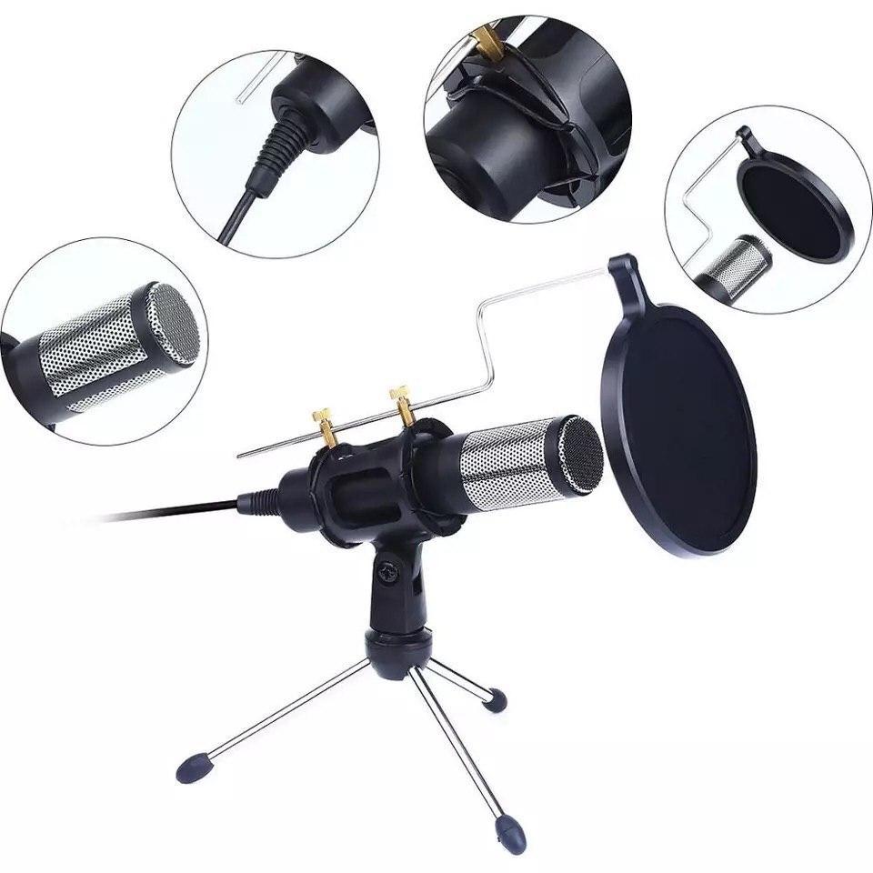 Microphone USB Professionnel Maroc