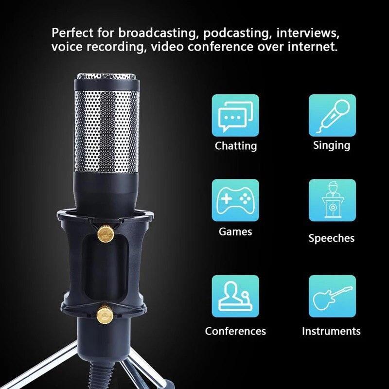 Microphone USB Maroc