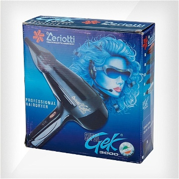 Seche cheveux Ceriotti super Gek 3000