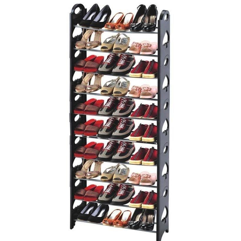 Rangement Chaussures 10 étages Au Maroc